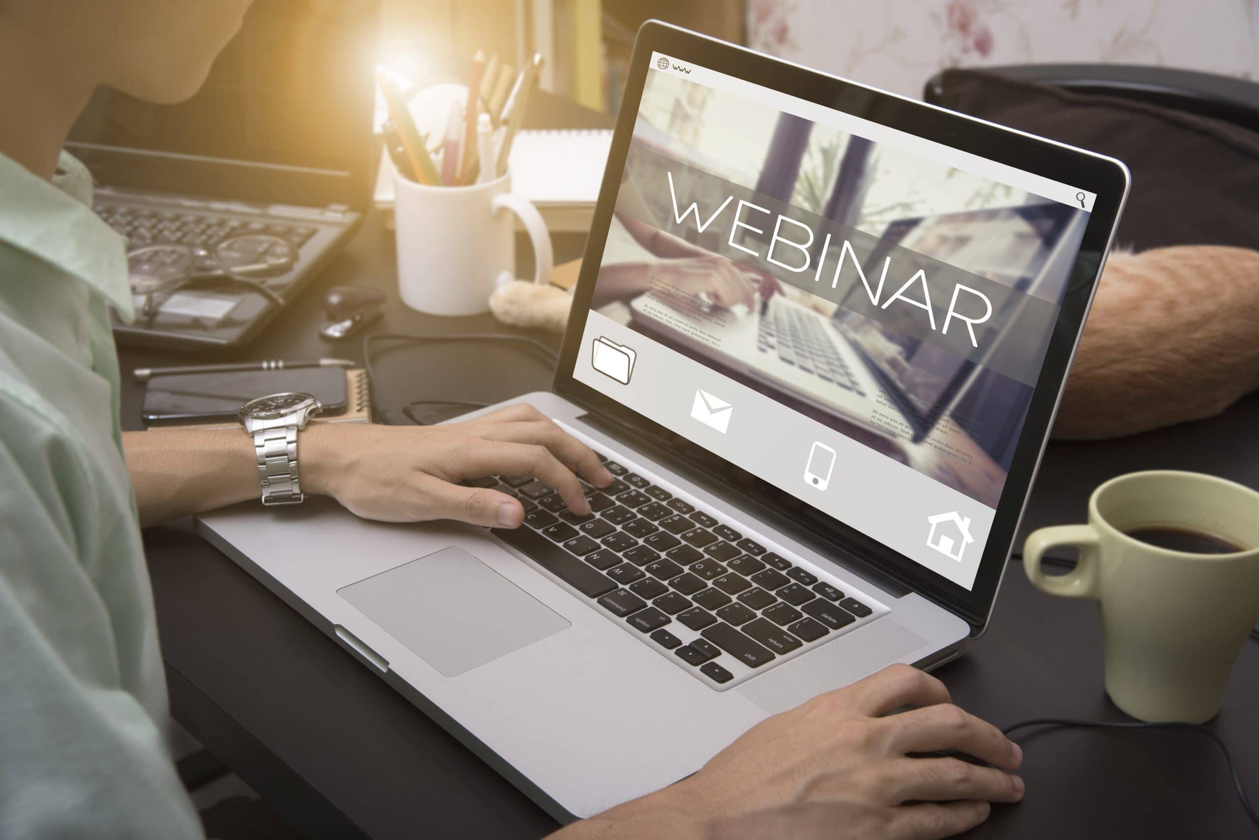 Webinar, Are You Doing Webinars? You Should Be